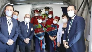 Photo of FlyArystan Kazakistan'dan Sabiha Gökçen'e uçuşlara başladı