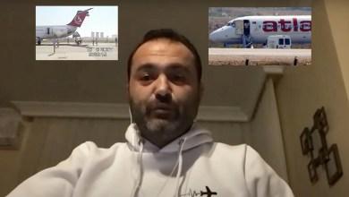 Photo of Kaçırılan yolcu uçağının pilotu anlattı