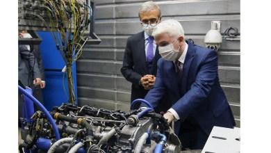 Photo of Demir TEI'de yeni motorları test etti