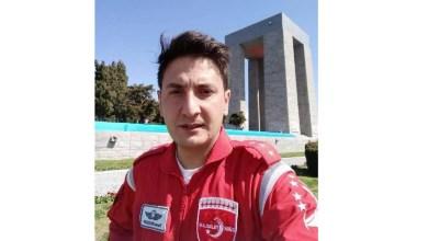 Photo of Şehit olan pilot: Yüzbaşı Burak Gençceleb