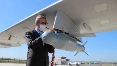 Photo of Akıncı'nın yeni mühimmatı Roketsan'dan MAM-T