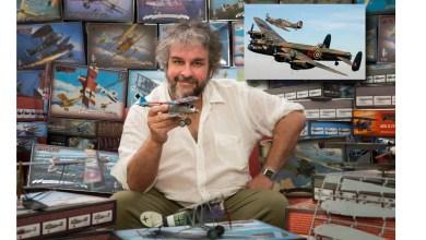 Photo of Filmlerin efendisi Peter Jackson ve havacılık tutkusu