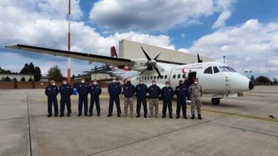 Photo of Türk personel tatbikat için Almanya'ya uçtu