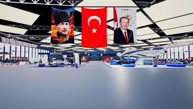 Photo of Sanal fuar SAHA EXPO'yu 115 bin kişi gezdi