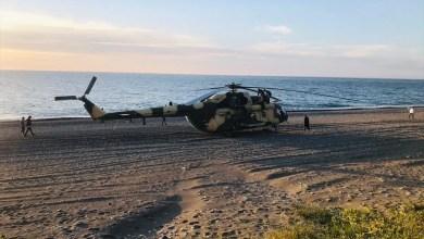 Photo of Azerbaycan helikopteri Giresun'a acil iniş yaptı