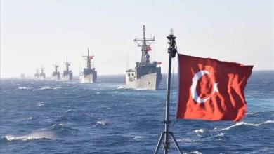 Photo of Türkiye'nin Akdeniz'de gövde gösterisi: Denizkurdu-2021
