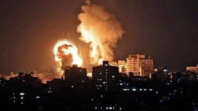 Photo of İsrail semalarında füze savaşı