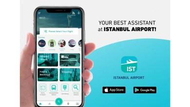 Photo of İstanbul Havalimanı mobil uygulamaya yeni yüz