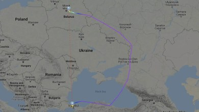 Photo of Belarus-Türkiye uçuşu 1,5 saat uzadı