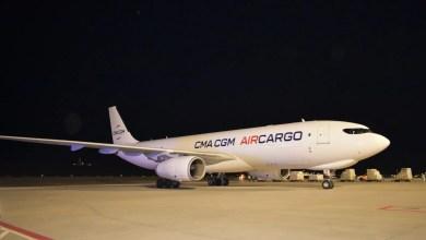 Photo of CMA CGM ilk uçuşunu yaptı