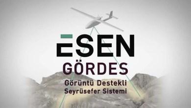 Photo of ESEN, GÖRDES ile ödül aldı