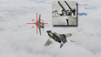 Photo of Tatbikatta 2 F-14 düşüren pilot