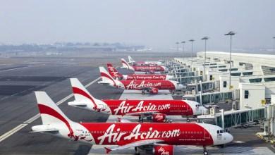 Photo of AirAsia Endonezya seferlerini 1 aylığına durdurdu