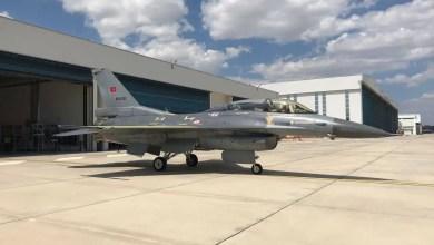 Photo of F-16 Block 30'da 8'inci uçak teslim edildi