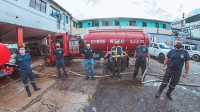 Photo of Se repararon cuatro vehículos del cuerpo de bomberos que se encontraban en mal estado
