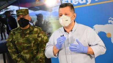 """Photo of """"Me alegra Gobernador Orozco, por la forma como ustedes han trabajado"""": Presidente Duque"""