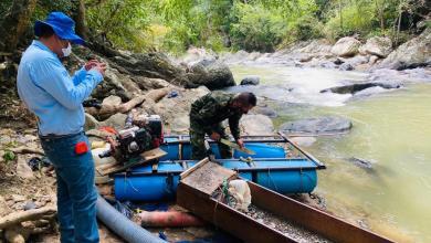 Photo of Se llevó a cabo operativo contra la minería ilegal en Falan