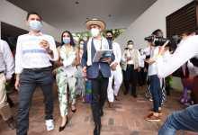 Photo of Viceministro de Creatividad inauguró el Área de Desarrollo Naranja: 'Capital Musical'