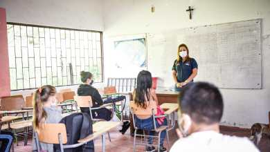 Photo of Con alternancia y de manera gradual, 108 estudiantes del sector rural regresarán a clases presenciales