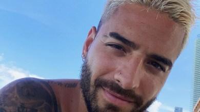 Photo of Maluma en el ojo del huracán por un tatuaje