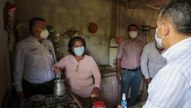 Photo of Gobierno Departamental continúa entregando el servicio de gasificación en zonas rurales del Tolima