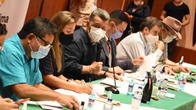 Photo of Gobierno departamental y ARN instalan mesa de reincorporación del Tolima