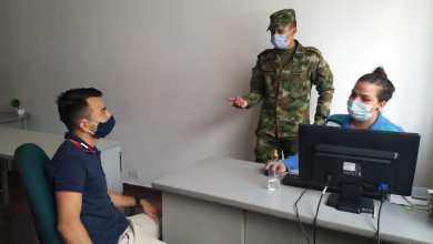 Photo of Jóvenes reciben asesoría para los trámites de su libreta militar