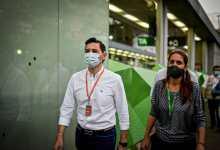 Photo of Metro de Medellín comparte experiencias exitosas con Alcalde Ibagué