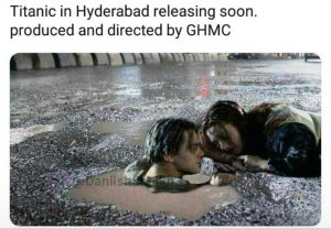 titanic in hyderabad