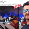 Fact Check: B-Town Actor Ajay Devgan Beaten By Farmers In Delhi