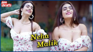 Actress Neha Malik Latest Glamorous Photoshoot HD