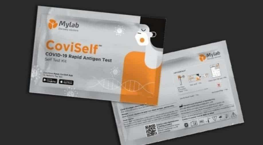 Pune lab launches India's first-ever self-testing kit for COVID-19, India News News | wionews.com