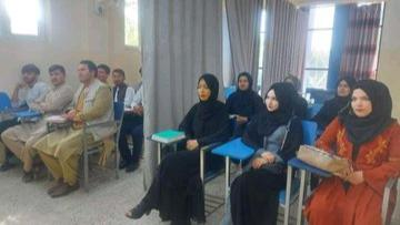 University classes resume in Afghanistan with curtains between male, female students | Pics - World News