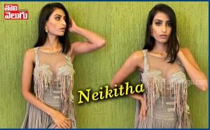 Actress Model Neikitha Latest Glamorous Photoshoot