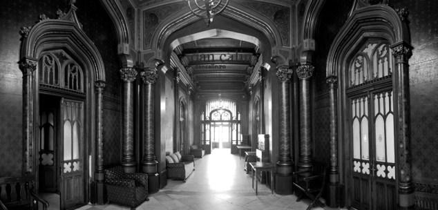 Casa Universitarilor, gazda conferințelor Societății. Foto www.dancalin.ro