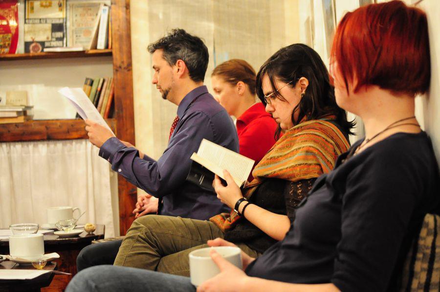 Tolkien Reading Day, Bucuresti, 2013