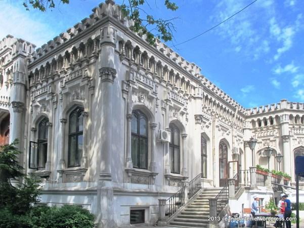 Casa Universitarilor. Foto ileanapartenie.wordpress.com