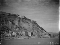 Cliffs, Quebec, P.Q. 1933 Clifford M. Johnston / Bibliothèque et Archives Canada / PA-056684