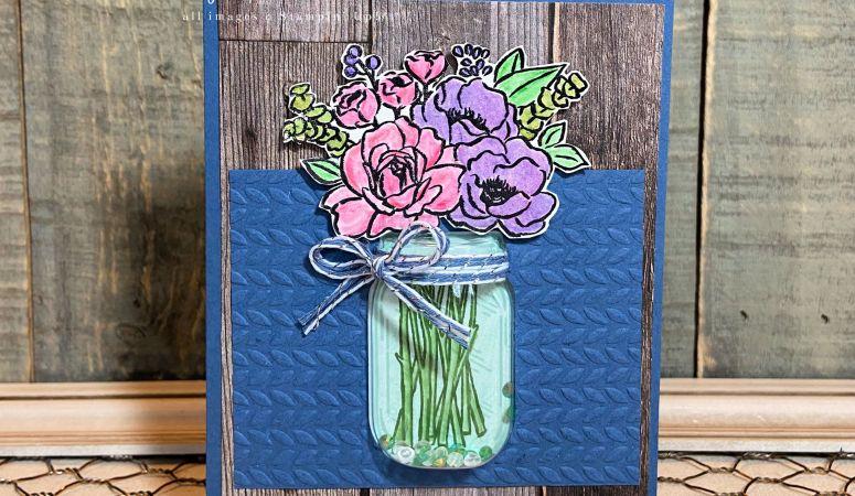 Jar of Flowers Sneak Peek!