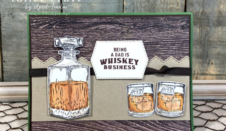 Whiskey Business Card
