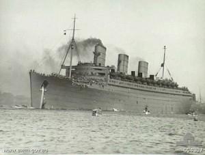 Jim Blackburn ship