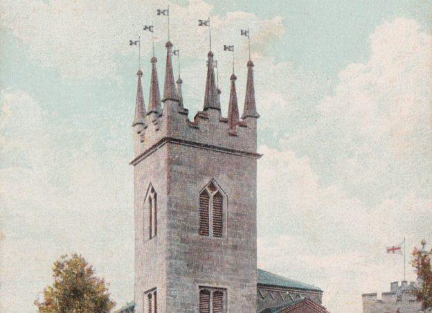 St Peter's. Tollerton, Nottingham