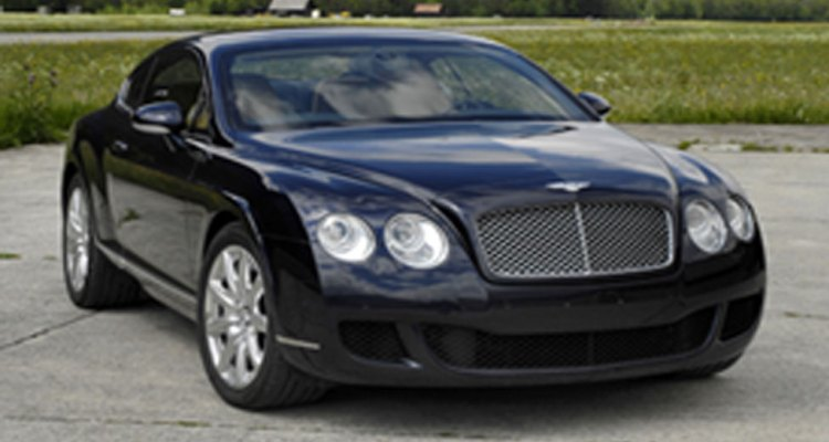 Prestigious Bentley Motor Car