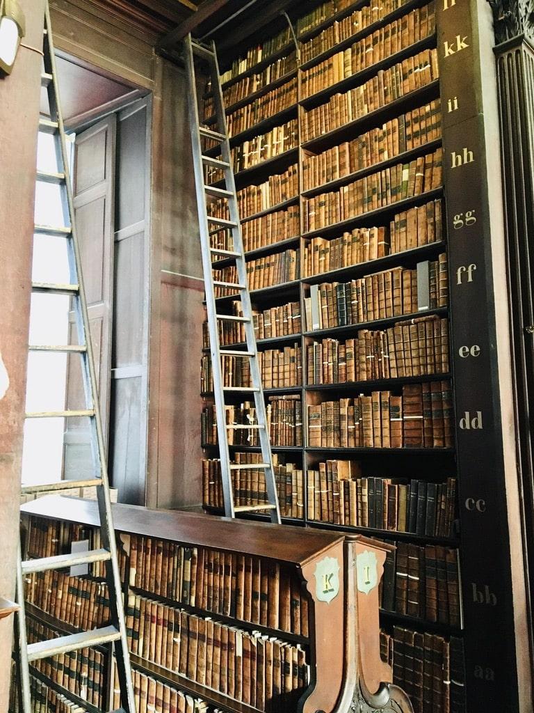 Dublin Ireland Book of Kells