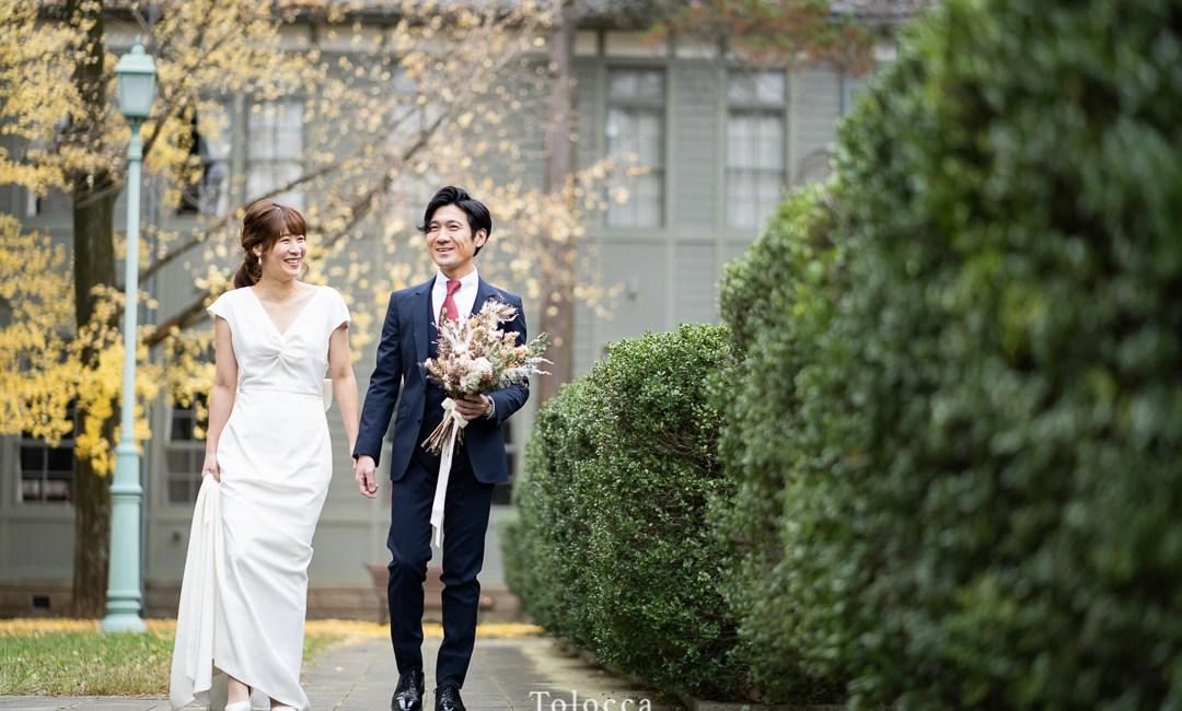 Toloccaの結婚式前撮り pre-wedding