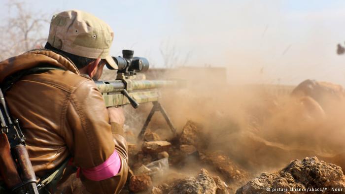 Rebeldes anuncian conquista de Al Bab, feudo del EI en Siria
