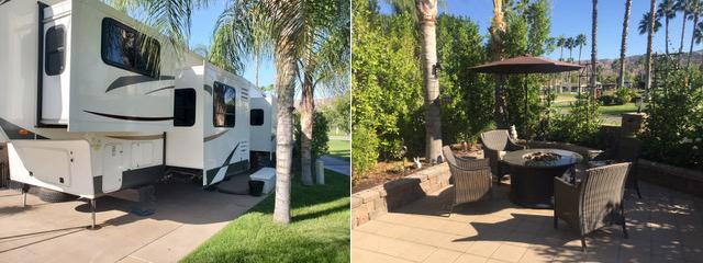 "California RV Resort ""Sandy"""