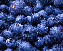 Blueberries protects against high blood pressure