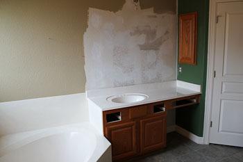 Ornamental Granite Bathroom Vanities In Georgetown Texas