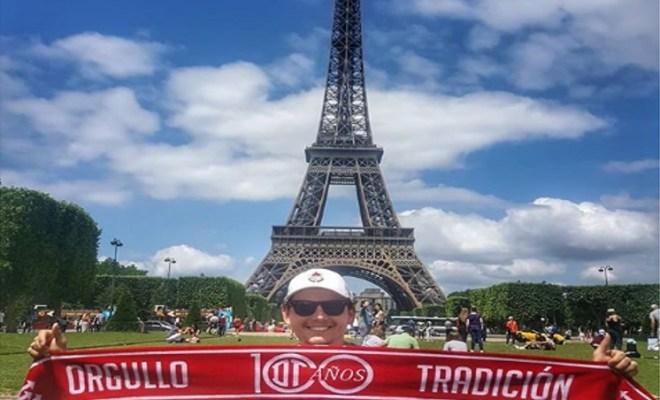 Hector Padrón Aficionado del Club Toluca
